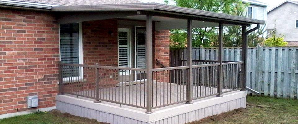 Bakker Aluminum Awnings Patio Covers And Carports Over 50 Years