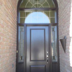 Front Entrance System – After